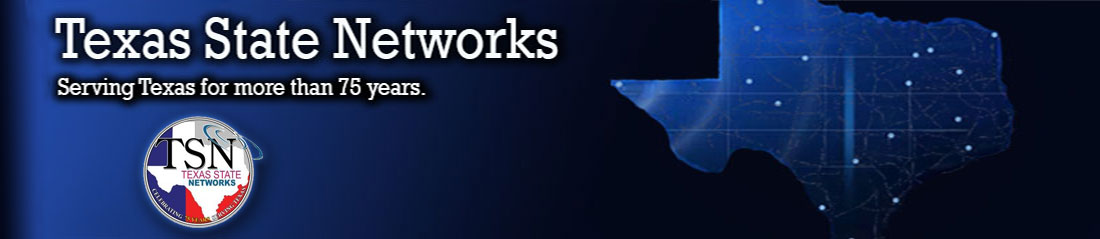 Texas State Networks Logo
